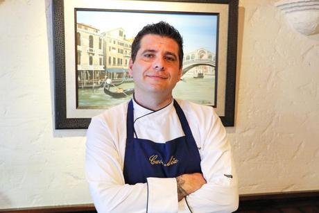 Casa Mia promotes Giuseppe Sparagna to chef de cuisine