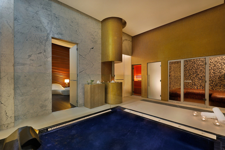 Marriott Al Forsan Abu Dhabi introduces spa offers