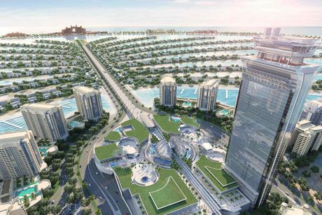 Global concept SushiSamba set to make Dubai debut at the Palm Tower