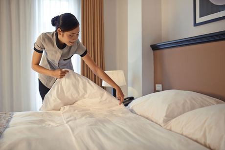 Five things hotels can do to look after housekeepers' health