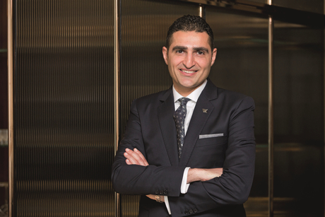 Video: Checking In with Victor Chalfoun at Waldorf Astoria DIFC