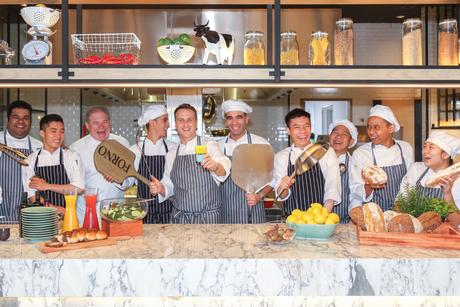 Grand Hyatt Abu Dhabi relaunches the La Dolce Vita brunch