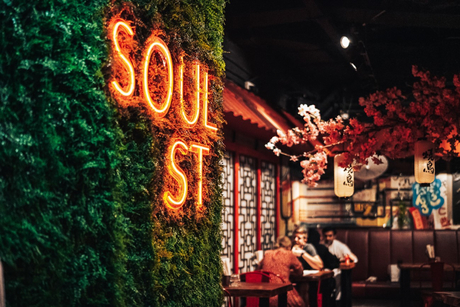 Street food concept opens at FIVE Jumeirah Village, Dubai