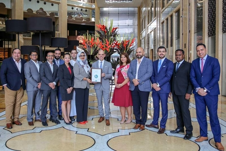 The H Dubai Hotel earns green globe certification