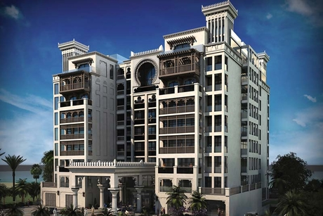 C Central Resort in The Palm Dubai set to open