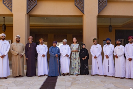 Oman's Anantara Al Jabal Al Akhdar Resort celebrates third anniversary