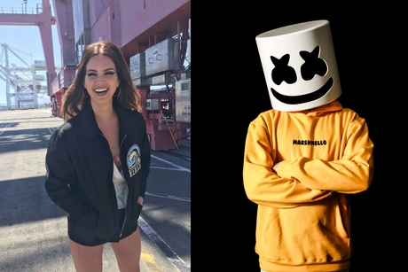 Marshmello and Lana Del Rey to perform at 2019 Abu Dhabi Grand Prix