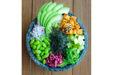 Vegetarian menu debuts at Mandarin Oriental Jumeira
