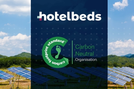 Hotelbeds certified carbon neutral for second consecutive year