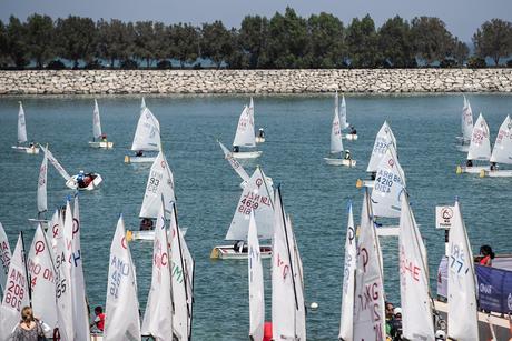 Millennium Resort Mussanah hosts International Sailing Championship