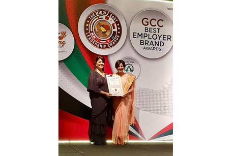 Taj Dubai wins at GCC Employer Brand Awards
