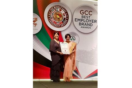 Taj Dubai wins at GCC Employer Brand Awards