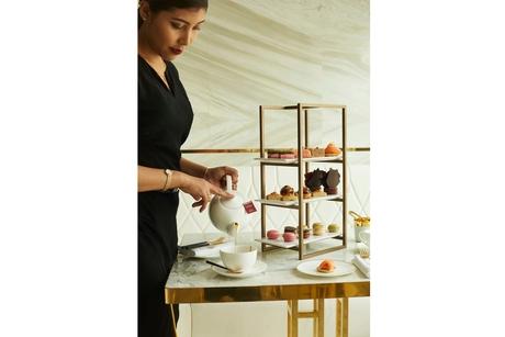 Daily 'afternoon caviar tea' debuts at Beluga