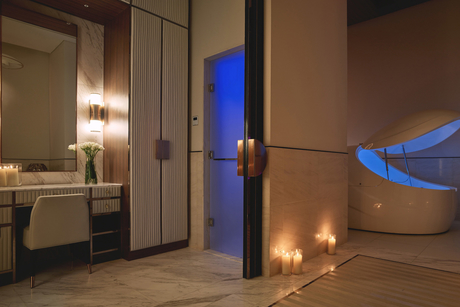 The Spa opens at Waldorf Astoria DIFC