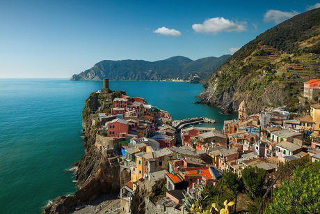 Renovations at the Italian Riviera attract Middle East tourists