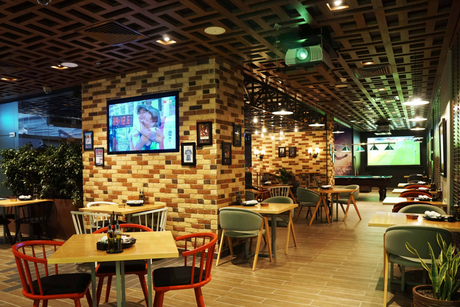 Sports bar launches at Mercure Dubai Barsha Heights Hotel Suites & Apartments