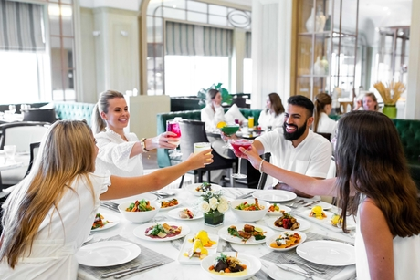 Habtoor Palace Dubai launches En Blanc Friday brunches