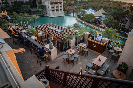 Madinat Jumeirah's The Rooftop at folly by Nick & Scott reopens