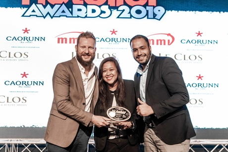 Rove Downtown wins the Mid-Market Hotel Team of the Year at Hotelier Awards