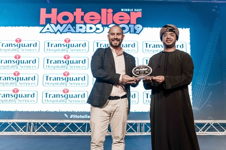 Al Bustan Palace, Oman employee secures Safety & Security Person of the Year at Hotelier Awards