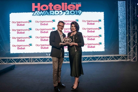 Movenpick Resort Petra employees takes home Concierge/Guest Services Person of the Year at Hotelier Awards