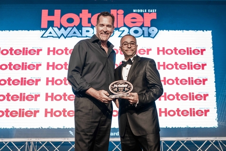 InterContinental Riyadh employee takes home Finance Person of the Year at Hotelier Awards