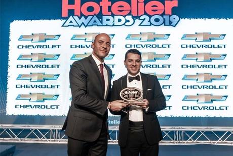 The Ritz-Carlton RAK employee takes home Marketing & PR Person of the Year  Hotelier Awards