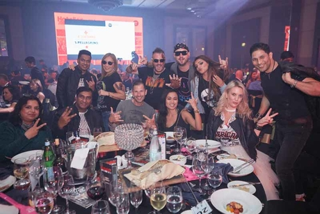 Photos: Reactions at the Hotelier Middle East Awards 2019