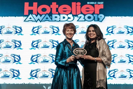 Crowne Plaza and Holiday Inn Kuwait's employee hacks her way to win IT Person of the Year award