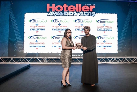 Budding employee: Al Bustan Palace, Oman gardener wins Unsung Hero of the Year Hotelier Award