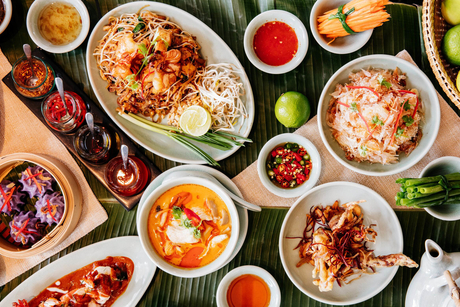 Photos: The Thai Kitchen, Park Hyatt Dubai