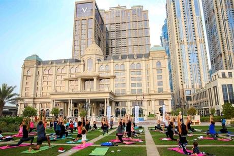Hotel involvement helps Dubai Fitness Challenge achieve 1.1 million participants