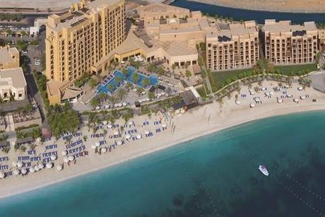 Islander's Brunch at Doubletree by Hilton Resort & Spa Marjan Island