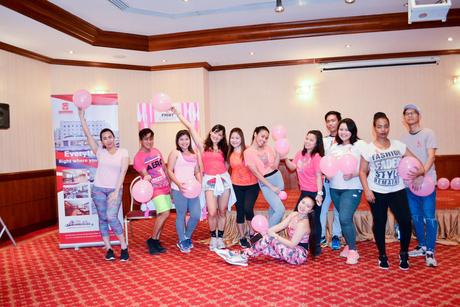Al Bustan Centre & Residence promotes breast cancer awareness