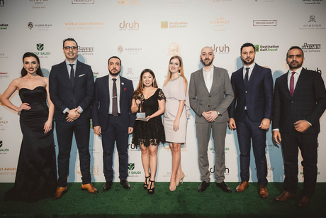 Jannah Hotels and Resorts wins recognition at the World Golf Awards 2019
