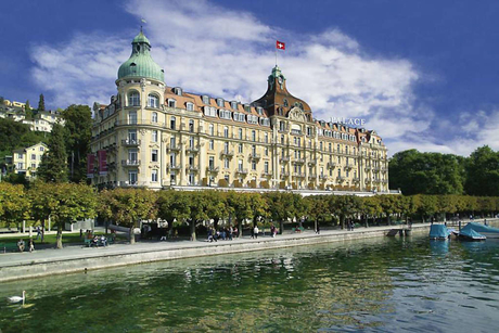 Mandarin Oriental to manage hotel on Lake Lucerne, Switzerland