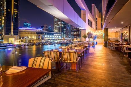 Marina Social hosts festive offers