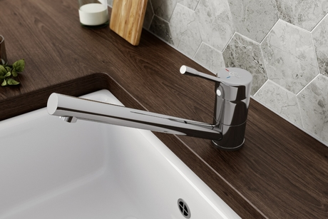 Ideal Standard launches Ceralook kitchen fittings
