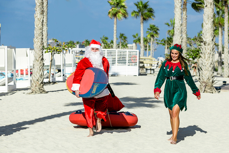 Holiday experiences at Nikki Beach Resort & Spa Dubai