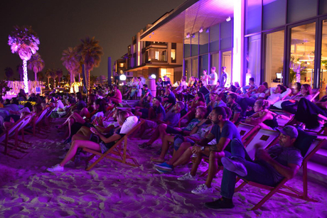 Nikki Beach Resort & Spa Dubai launches Cinema on the Beach
