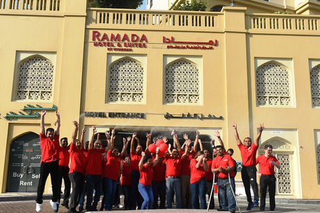 Photos: 10 things you didn't know about Ramada Hotel & Suites by Wyndham Dubai JBR