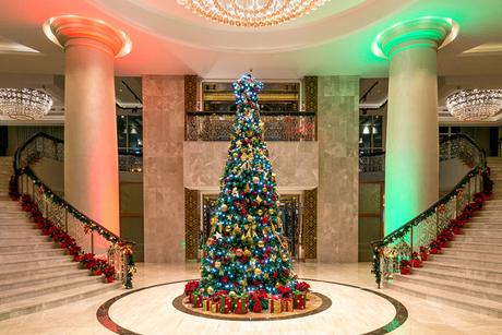 Palm Jumeirah's Waldorf Astoria announces festive F&B offers