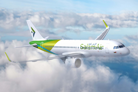 Oman's Salam Air looking to expand network to Europe, India, Africa