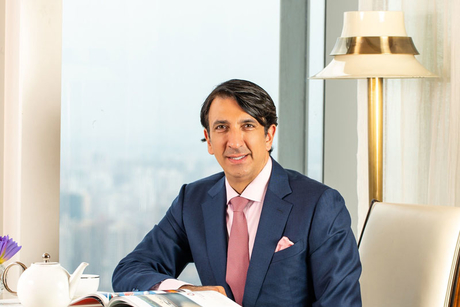 Five minutes with: GM of The Ritz-Carlton Shanghai, Pudong