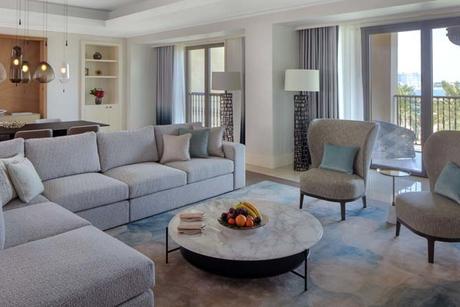 Photos: Renovated Imperial Suites at Four Seasons Resort Dubai