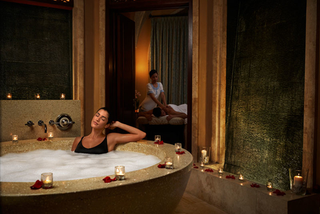 ShuiQi Spa at Atlantis teams with Comfort Zone to bring new treatments