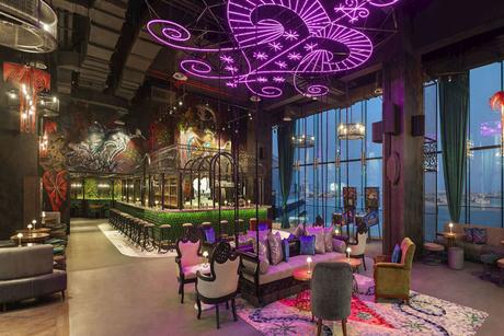 W Dubai's SoBe hosts weekly party