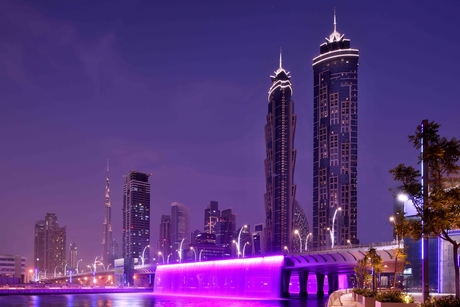 Photos: JW Marriott Marquis, Dubai