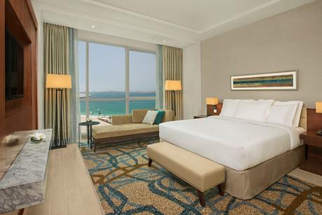 Festivities at Doubletree by Hilton Dubai Jumeirah Beach