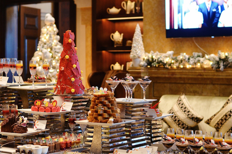 The St. Regis Abu Dhabi hosts festivities